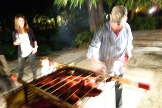 My Grandfather's Traditional Cuban Pig Roast
