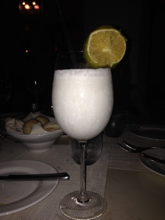 Coconut Limeade - Colombia's Traditional Drink