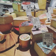 Cheese at La District